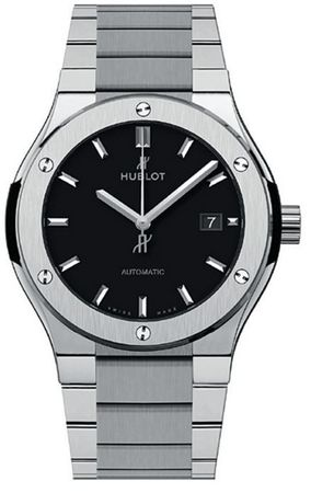 Hublot Classic Fusion 38mm  Women's Watch 585.NX.1170.NX