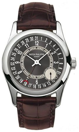 Patek Philippe Calatrava   Men's Watch 6000G-010