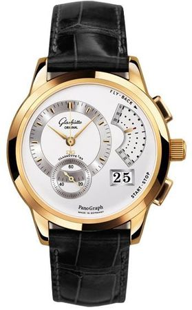 Glashutte Original Art & Technik Panograph  Men's Watch 61-01-01-01-04