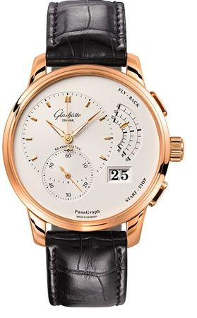 Glashutte Original Art & Technik PanoGraph  Men's Watch 61-03-25-15-04