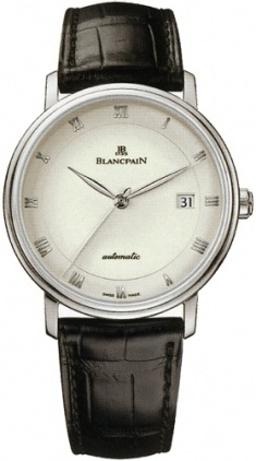 Blancpain Villeret Automatic  Men's Watch 6223-1542-55B