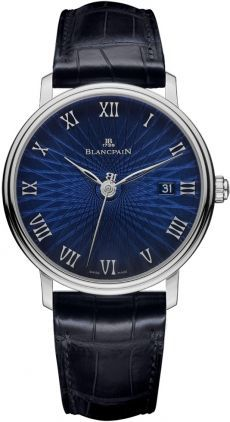 Blancpain Villeret Ultra Slim Automatic  Men's Watch 6223C-1529-55A