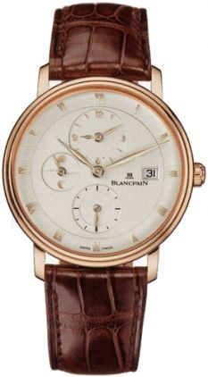 Blancpain Villeret Automatic  Men's Watch 6260-3642-55
