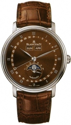 Blancpain Villeret Automatic  Men's Watch 6263-1546A-55B