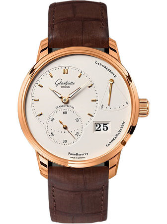 Glashutte Original Art & Technik PanoReserve  Men's Watch 65-01-25-15-05