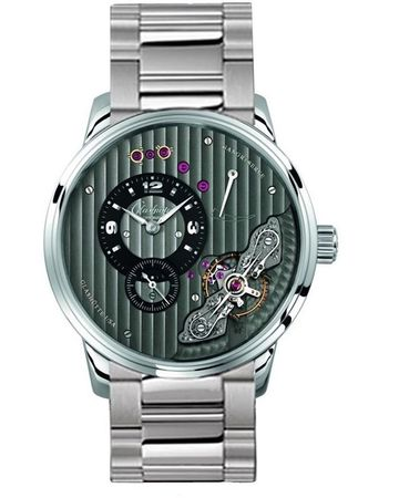 Glashutte Original Art & Technik Panolnverse XL  Men's Watch 66-06-04-22-14