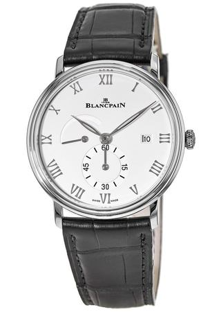 Blancpain Villeret Manual Winding  Men's Watch 6606-1127-55B
