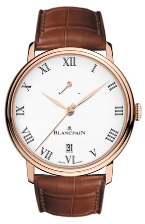 Blancpain Villeret Automatic Limited Edition Limited Edition Men's Watch 6613-3631-55B