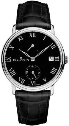 Blancpain Villeret 8 Days Manual Wind/Limited Edition  Men's Watch 6614-3437-55B