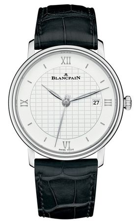 Blancpain Villeret Ultra Slim Automatic  Men's Watch 6651-1143-55B