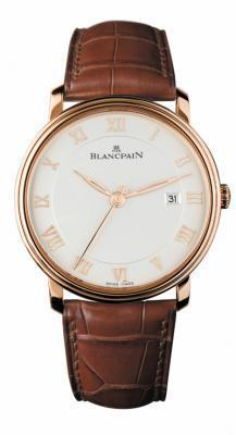 Blancpain Villeret Automatic  Men's Watch 6651-3642-55B