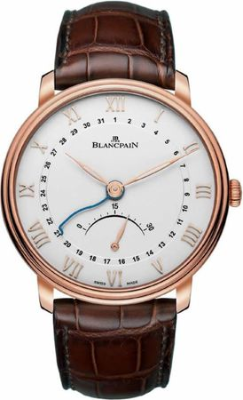 Blancpain Villeret Ultra Slim Automatic  Men's Watch 6653Q-3642-55B