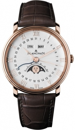 Blancpain Villeret Automatic  Men's Watch 6664-3642-55B