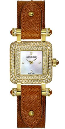 Audemars Piguet Deva Quartz  Women's Watch 67421BA.ZZ.A081LZ.01