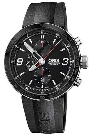 Oris TT1 Chronograph  Men's Watch 67476594174RS