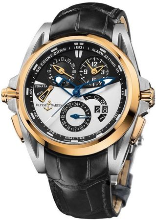 Ulysse Nardin Sonata Streamline  Men's Watch 675-01