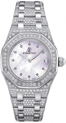 Audemars Piguet Royal Oak Quartz  Women's Watch 67602BC.ZZ.1212BC.01