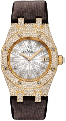 Audemars Piguet Royal Oak Quartz  Women's Watch 67605BA.ZZ.D080SU.01
