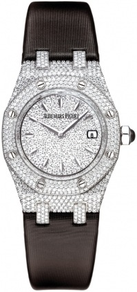 Audemars Piguet Royal Oak Quartz  Women's Watch 67605BC.ZZ.D004SU.01