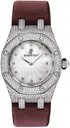 Audemars Piguet Royal Oak Quartz  Women's Watch 67605BC.ZZ.D070SU.01
