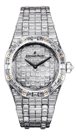 Audemars Piguet Royal Oak Quartz  Women's Watch 67606BC.ZZ.9179BC.01