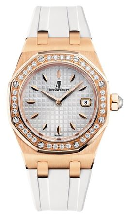 Audemars Piguet Royal Oak Quartz  Women's Watch 67621OR.ZZ.D010CA.01