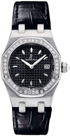 Audemars Piguet Royal Oak Quartz  Women's Watch 67621ST.ZZ.D002CR.01