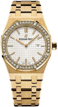 Audemars Piguet Royal Oak Quartz  Women's Watch 67651BA.ZZ.1261BA.01