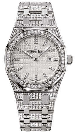 Audemars Piguet Royal Oak   Women's Watch 67652BC.ZZ.1262BC.01