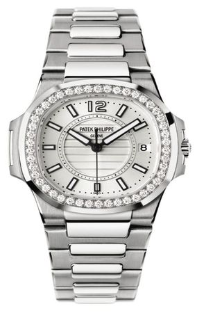 Patek Philippe Nautilus   Women's Watch 7010/1G-001