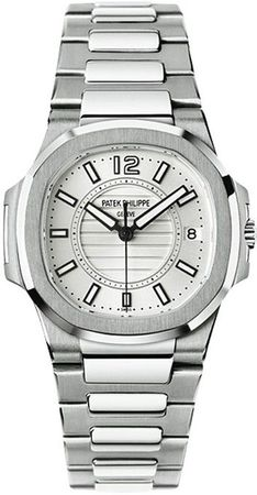 Patek Philippe Nautilus   Women's Watch 7011/1G-001