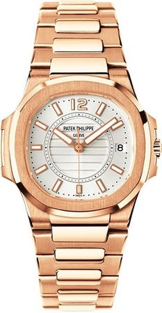 Patek Philippe Nautilus   Women's Watch 7011/1R-001