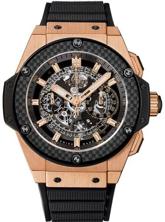 Hublot King Power Unico  Men's Watch 701.OQ.0180.RX