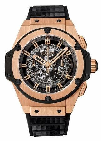 Hublot Big Bang King Palladium Skeleton 48mm Men's Watch 701.OX.0180.RX