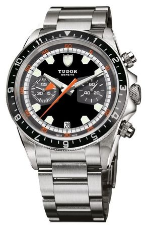 Tudor Heritage   Men's Watch 70330N-GYSS