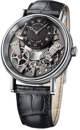 Breguet Tradition Manual Winding  Men's Watch 7057BB/G9/9W6