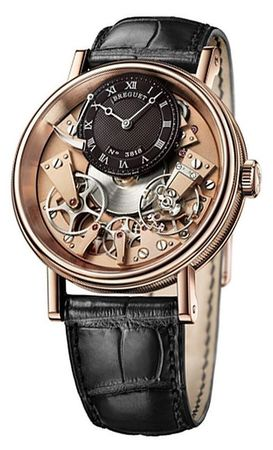 Breguet Tradition Manual Winding  Men's Watch 7057BR/R9/9W6