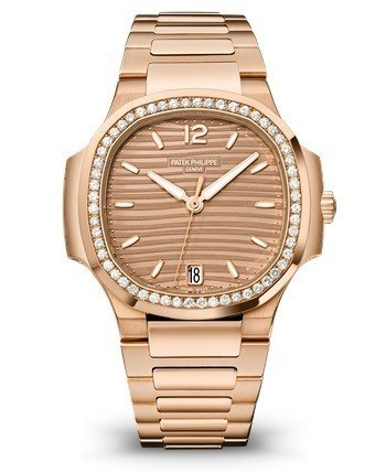Patek Philippe Nautilus  Rose Gold Women's Watch 7118/1200R-010
