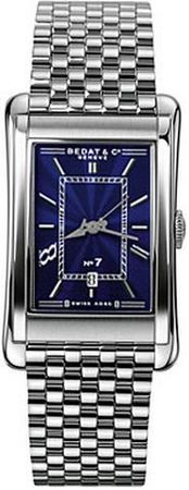 Bedat No. 7  Blue Dial Men's Watch 718.011.520