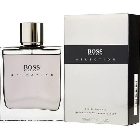 Hugo Boss Cologne  Boss Selection EDT Spray 3 oz Men's Fragrance 737052006468