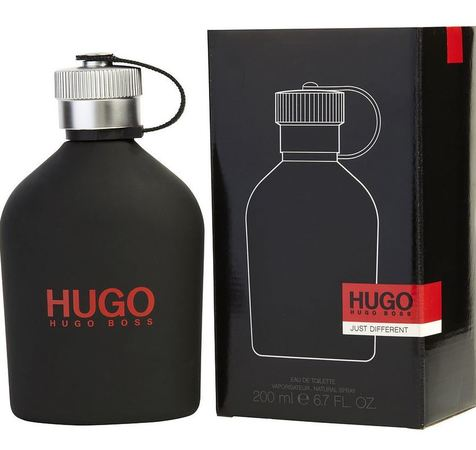 Hugo Boss Cologne  Just Different EDT Spray 6.8 oz Men's Fragrance 737052849928
