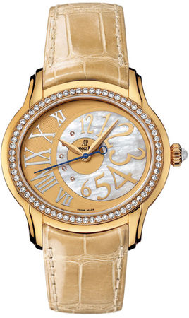 Audemars Piguet Millenary Automatic  Women's Watch 77301BA.ZZ.D097CR.01