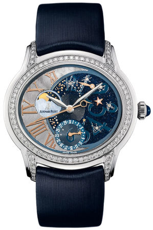 Audemars Piguet Millenary Automatic Starlit Sky Women's Watch 77315BC.ZZ.D007SU.01