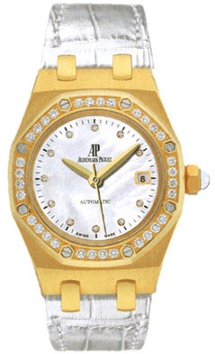 Audemars Piguet Royal Oak Automatic  Women's Watch 77321BA.ZZ.D012CR.01