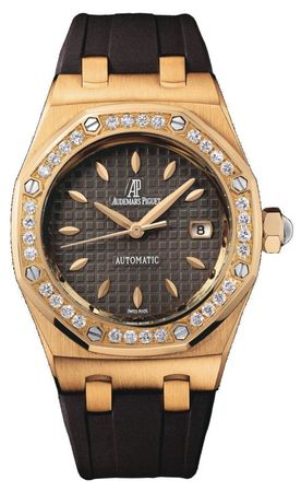 Audemars Piguet Royal Oak Automatic  Women's Watch 77321OR.ZZ.D080CA.01