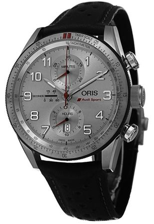 Oris Audi Sport Limited Edition Men's Watch 77476617481-SET