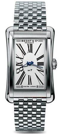 Bedat No. 7  White Dial Men's Watch 788.011.101