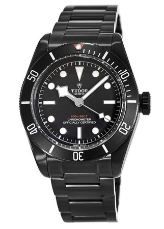 Tudor Heritage Black Bay  Dark Automatic PVD Men's Watch 79230DK-0005