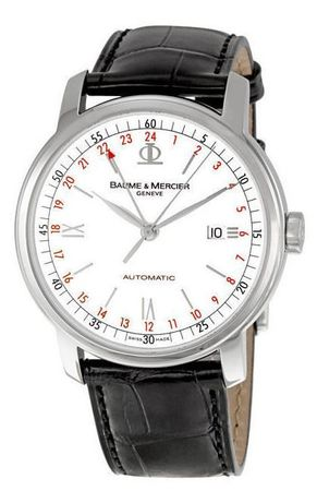Baume & Mercier Classima Executives Automatic GMT  Men's Watch 8462