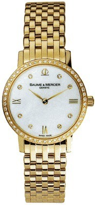 Baume & Mercier Classima Executives Quartz  Women's Watch 8579